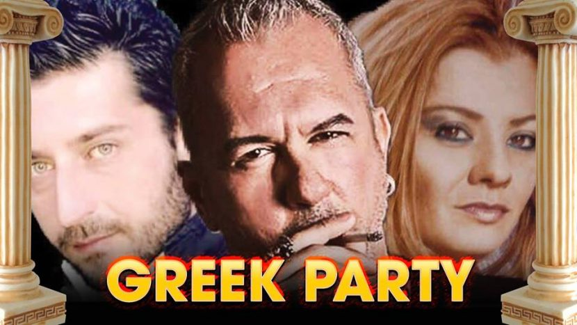 GREEK PARTY cu KRAMA BAND din Salonic la Harlequin Mamaia