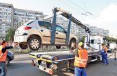 Mașinile parcate neregulamentar vor fi ridicate! Costul de recuperare porneşte de la 630 lei!