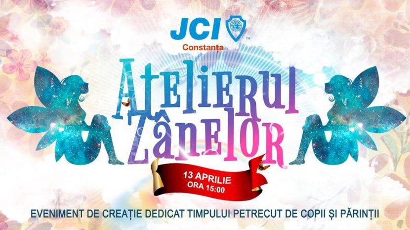 Atelierul Zânelor Ediția a XIX-a organizat de JCI Constanța
