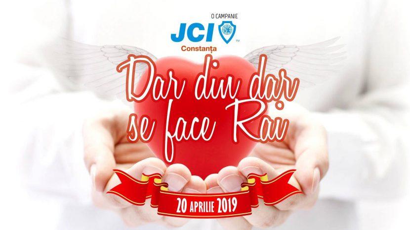 JCI Constanța strânge donații pentru 17 de familii nevoiașe cu 38 de copii din Siliștea și Țepeș-Vodă