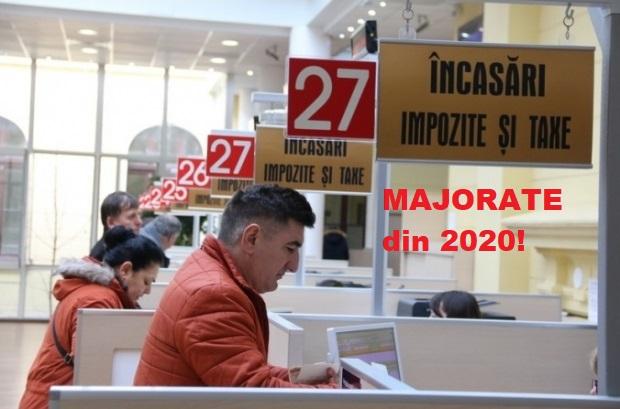 E OFICIAL! În 2020 constănțenii vor plăti taxe mai mari cu 15-50% sau chiar mai mult!