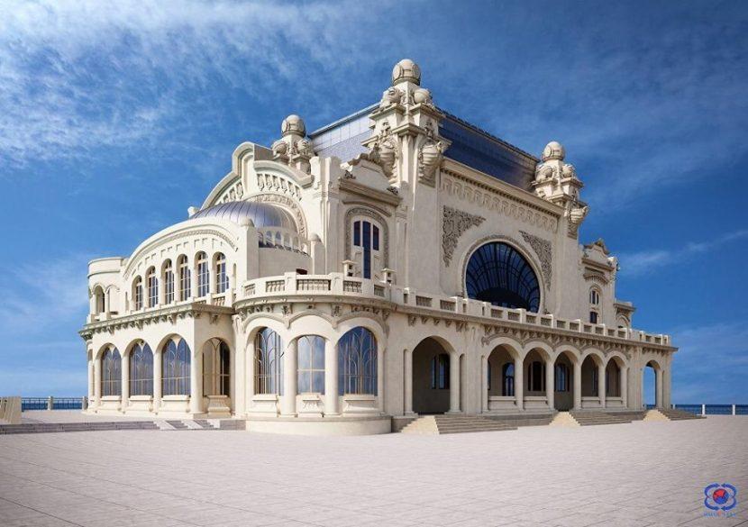 Noi promisiuni legat de reabilitarea Casinoului din Constanța chiar de la Guvernul României