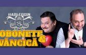 Standup cu Mihai Bobonete și Adrian Văncică la Harlequin Mamaia