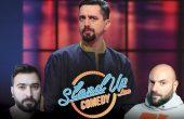 Stand-up cu Natanticu, Toni & Alex Zob la Harlequin Mamaia
