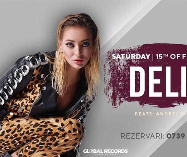 Concert DELIA la Momo Club