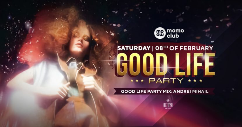 GOOD LIFE PARTY la MOMO CLUB