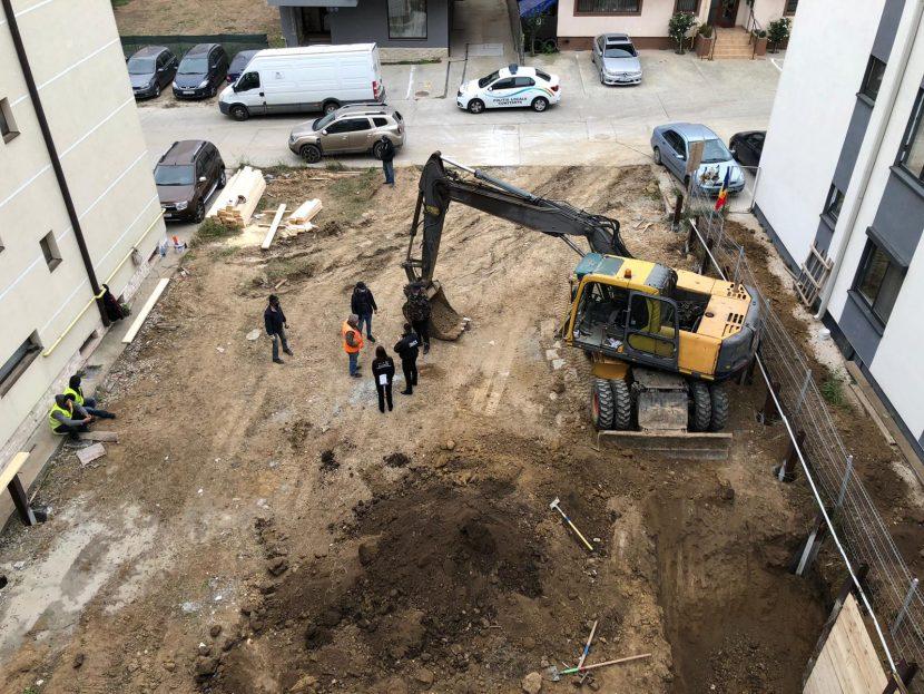Autorizație de construcție dubioasă eliberată de administrația Făgădău în Tomis Plus