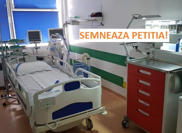 Constanța nu are paturi pentru arși în niciun spital! SEMNEAZĂ PETIŢIA!